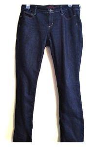 Arizona Dark Wash Skinny Jeans Size 13 Long